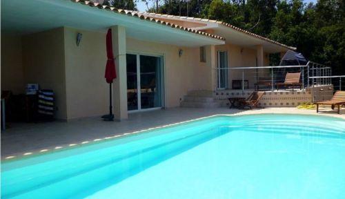 CORSE Loue villa standing 8-10personnes pinarello/Ste-Lucie de porto