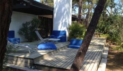 PROMO Paques: Loue Villa 44ha, CAP FERRET proche plage, 8pers
