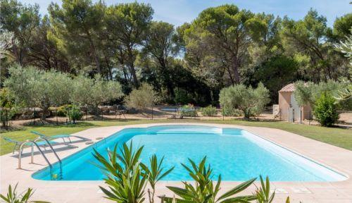 Loue Villa piscine chauffée, 8/10personnes - Pays d'Aix en Provence