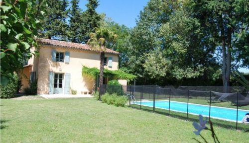 Pour festival Avignon, Loue maison provençale - piscine -10personnes