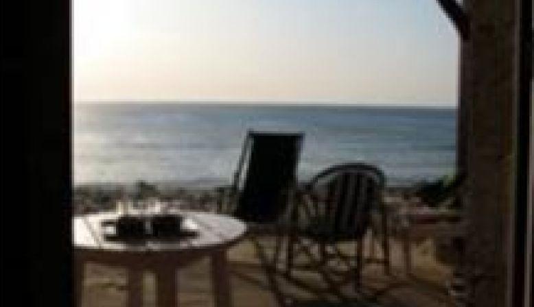 Location d'une villa sur la dune face à l'Océan - 12couchages