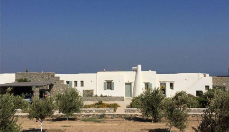 A saisir: offre exceptionnelle île de Paros, Grèce. 10couchages