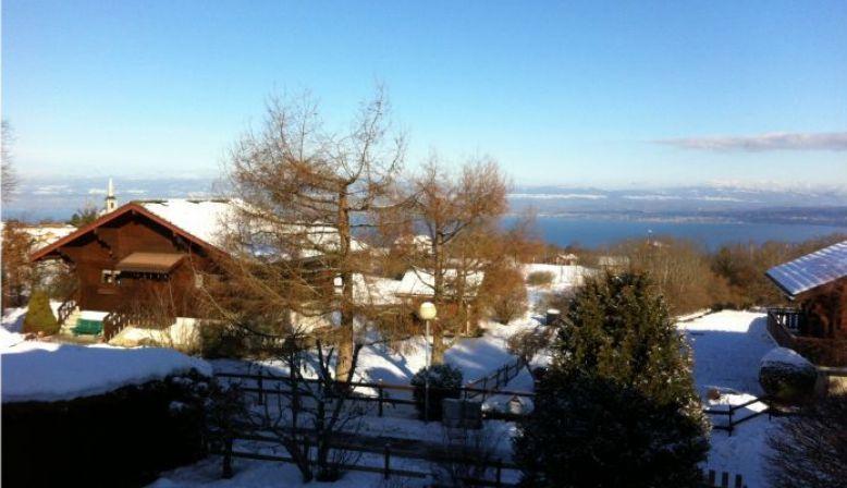 Loue chalet en Haute-Savoie (74) avec vue sur le Léman - 12 couchages