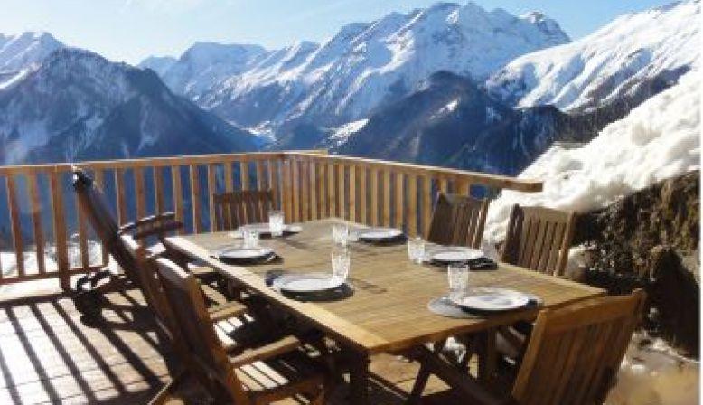 Location chalet domaine Alpe d'Huez 12personnes