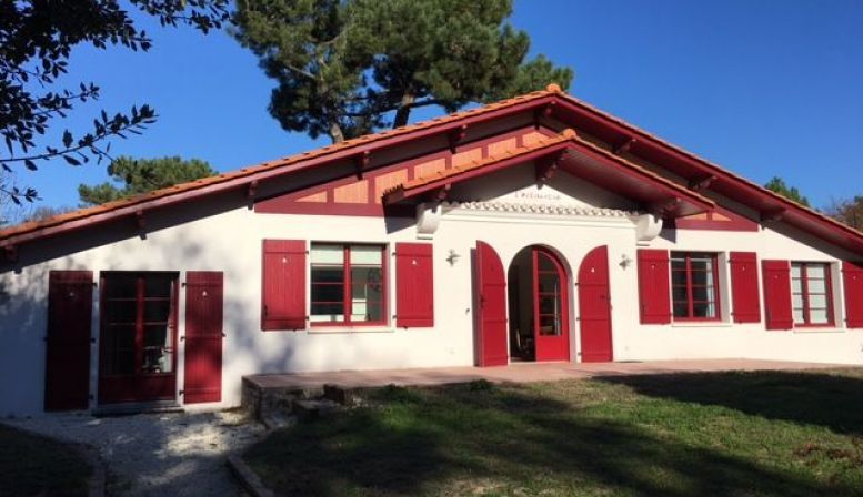 Loue Villa familiale Moulleau centre à 200m de la plage (8couchages)