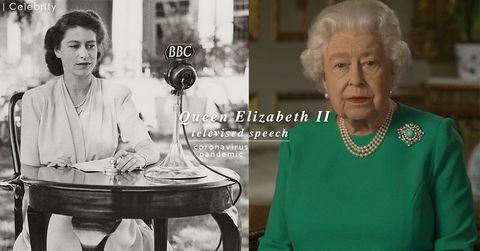 振奮國民對抗疫情士氣!英女皇任內第5次全國電視講話:「這一代英國人會變得更堅強。」...