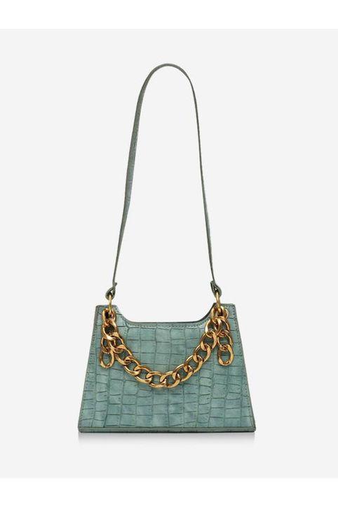 Retro Chain Shoulder Bag