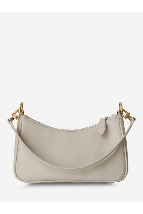Minimalistic Double Strap Shoulder Bag