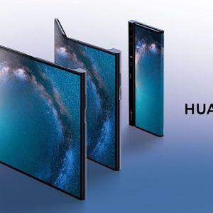 Видео отпакување на Huawei Mate X: Уредот пристигнува наскоро!