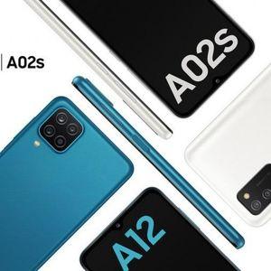 Samsung ги претстави новите телефони Galaxy A12 и A02s
