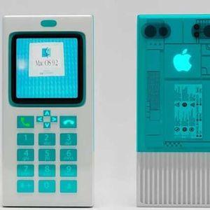 Што ако iPhone беше дизајниран како ретро компјутерите на Apple?