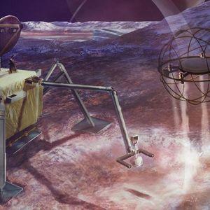 Роботи на пареа ќе ја истражуваат Јупитеровата Европа