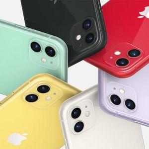 iPhone 11: Фотографии од сите нови бои и нијанси!