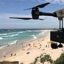 Австралија со дронови ги штити пливачите од крокодили