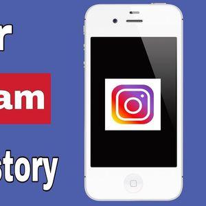 Како да ја избришете историјата на пребарување на Instagram?
