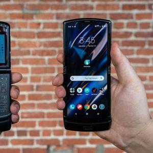 Motorola го претстави новиот модел Razr на преклоп