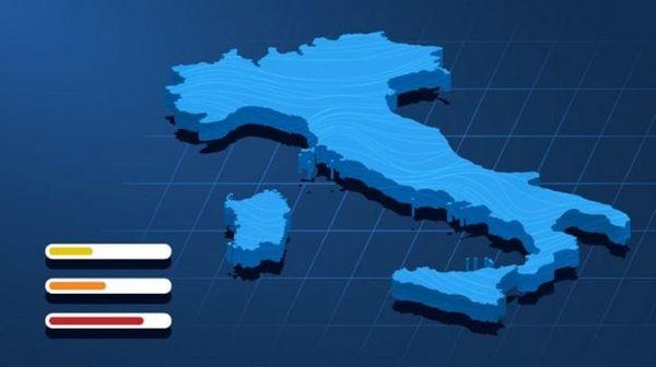 Nuovo decreto Covid, l'Italia resta bianca: Sardegna, Veneto, Lazio e Sicilia evitano la zona gialla