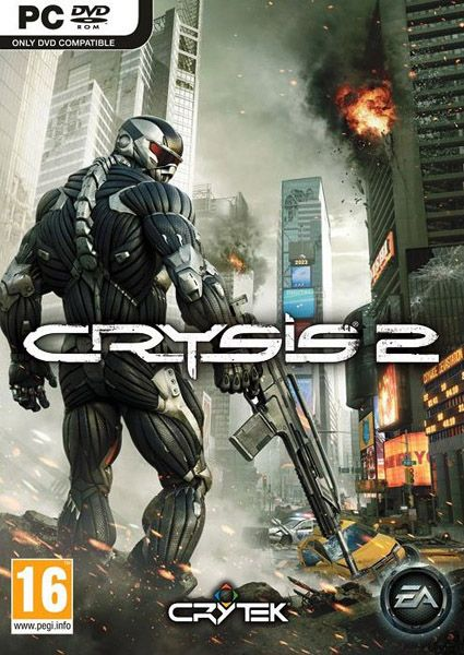 Crysis 2 DVD9 MULTI 5-NETSHOW (2011) [Full ISO]