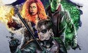 DC新劇《泰坦》(Titans)第一季首兩集簡評:果然是DC宇宙,真的太黑暗了...