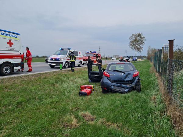 Polizei sucht Lkw-Lenker nach Unfall mit Fahrerflucht