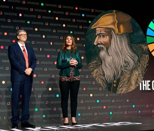 Was der Da Vinci Code mit Gates' Scheidung zu tun hat