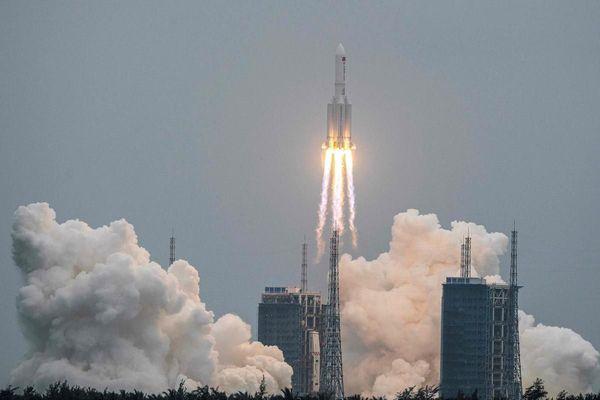 Chinesische Rakete dürfte Österreich verfehlen
