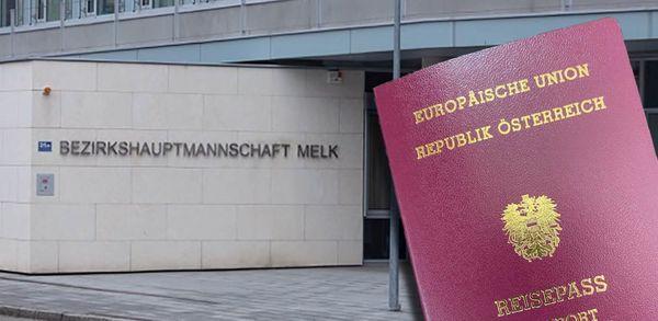 Reisepass nur für Mutter, Kind brauchte Extra-Termin