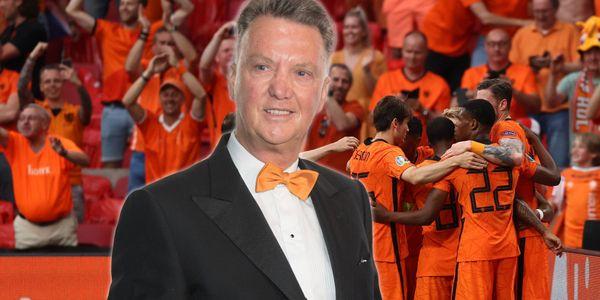 EM-Aus: Van Gaal soll wieder Oranje-Teamchef werden