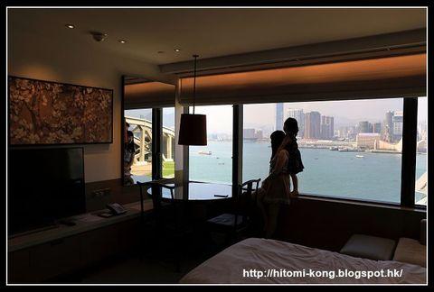 Staycation。Grand Hyatt Hong Kong香港君悅酒店(海景房)(上篇) - Plan: Escape 24(自助早餐+$1000消費額+...