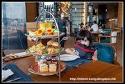 疫情下港島半日遊 - 渡海小輪 & 電車 & 香港萬麗海景酒店Afternoon Tea(二人$270有找)︱香港本地。親子旅遊好去處