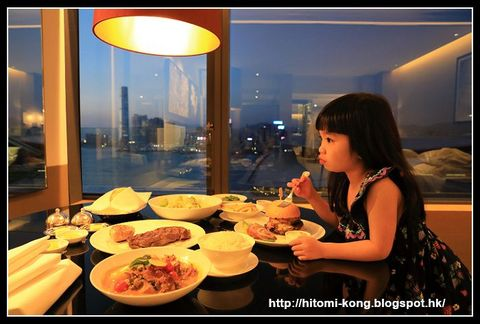 Staycation。Grand Hyatt Hong Kong香港君悅酒店(海景房)(餐飲篇) - Plan: Escape 24(自助早餐+$1000消費額...