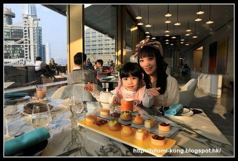 Staycation。The Murray Hong Kong, a Niccolo Hotel香港美利酒店 - 下午茶Afternoon Tea(POPINJ...