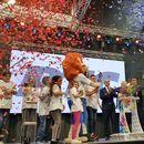 UPALJENA BAKLJA: Sportske igre mladih za region svečano otvorene u Novom Sadu