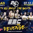 MMA: Serbian Battle Championship 25 – Revenge!
