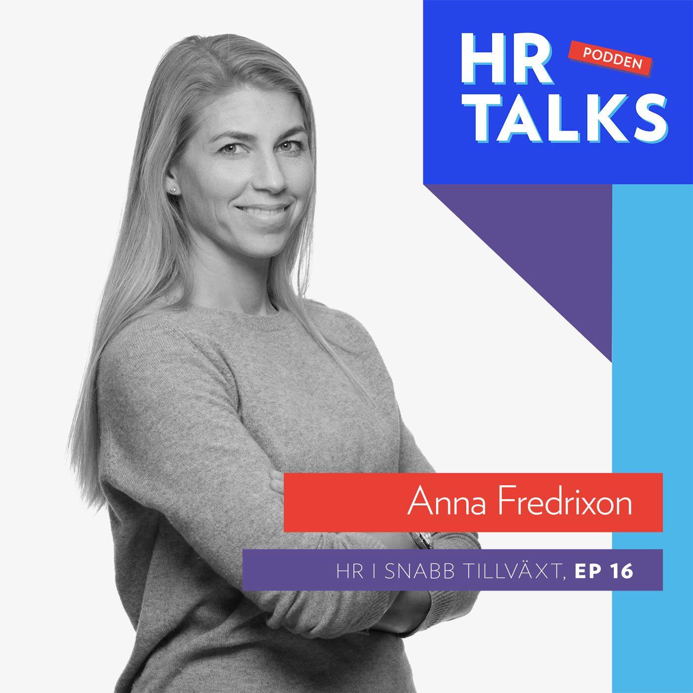 16. HR i snabb tillväxt - Anna Fredrixon, VP People Kry (kort)