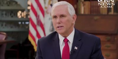 VP Pence: These attacks on Justice Kavanaugh must stop!