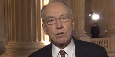 Grassley: 'No credible evidence to support any of the allegations' against Kavanaugh