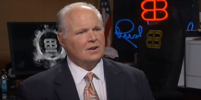 Rush Limbaugh: They Smeared Kavanaugh on Purpose!