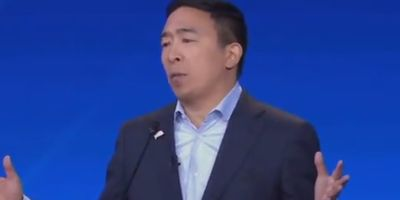 Andrew Yang is beating Kamala Harris in California, according to new poll