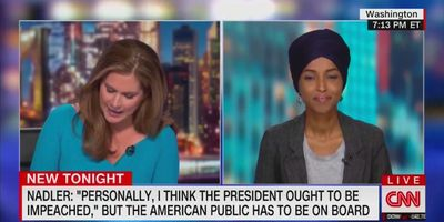 Ilhan Omar Compares New Bill To MLK and FDR