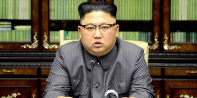 Kim Jong Un Says He's Ready To Talk!