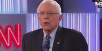 "Bernie Sanders used to rail against ""billionaires & millionaires"""