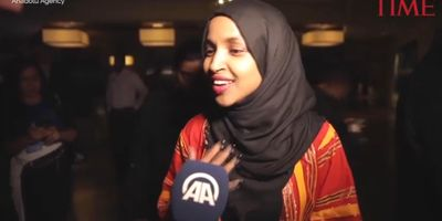 Ilhan Omar deletes tweet wishing her father Happy Father's Day and some want to know why