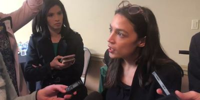 Yuge! AOC May Not Be Able To Maintain Her Seat