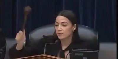 AOC Vows To Save The Planet