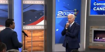 "Biden To Immigrant From Guyana In South America, ""I've Been To Ghana, I've Been All Through Africa"""