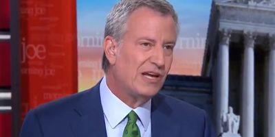 New York City Mayor Bill de Blasio ends campaign for the 2020 Democratic presidential nomination