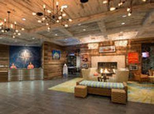 Margaritaville Island Hotel Lobby