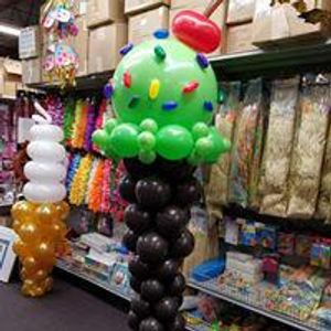 We offer a wide selection of party supplies including balloons, wedding décor, baby shower supplies, party favors, and more.