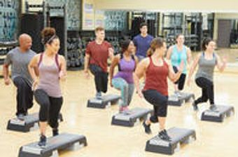Join a group class at Franciscan Health Fitness Centers.